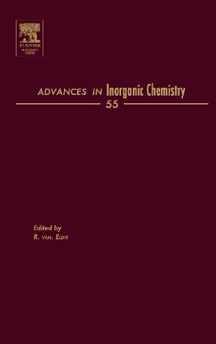 9780120236558: Advances in Inorganic Chemistry, Volume 55