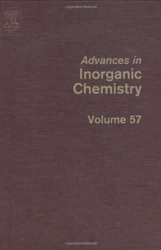 Advances in Inorganic Chemistry, Volume 57: Relaxometry of water-metal ion interactions: Van Eldik