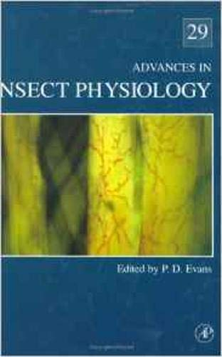 9780120242290: Advances in Insect Physiology, Volume 29