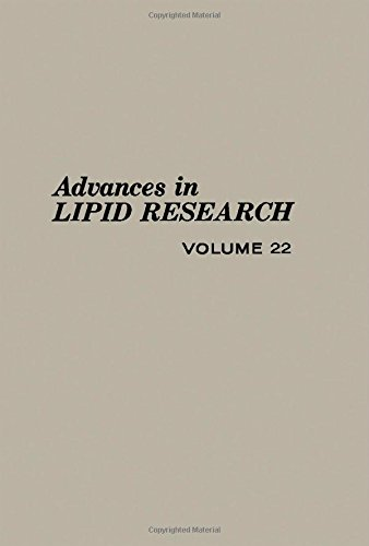 9780120249220: Advances in Lipid Research
