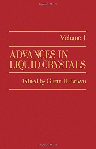 9780120250011: Advances in Liquid Crystals, Vol. 1