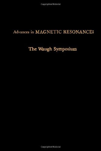 9780120255146: Advances in Magnetic Resonance, Volume 14