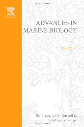 9780120261116: ADVANCES IN MARINE BIOLOGY VOL. 11 APL, Volume 11 (v. 11)