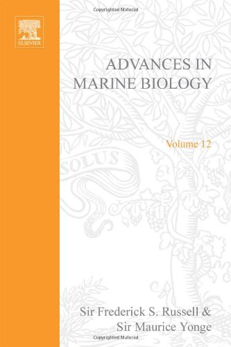 9780120261123: ADVANCES IN MARINE BIOLOGY VOL. 12 APL, Volume 12 (v. 12)