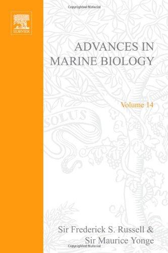 9780120261147: ADVANCES IN MARINE BIOLOGY VOL. 14 APL, Volume 14 (v. 14)