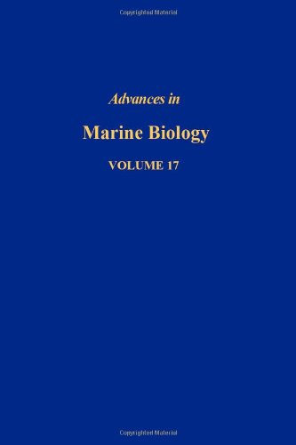 9780120261178: Advances in Marine Biology: v. 17