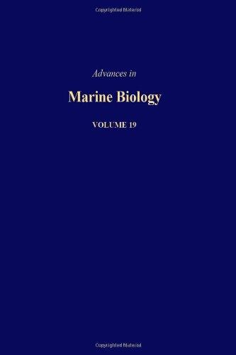 Advances in Marine Biology, Volume 19: Blaxter, J.H.S., Sir