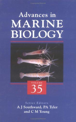 9780120261352: Advances in Marine Biology, Volume 35