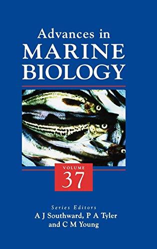 9780120261376: Advances in Marine Biology, Volume 37