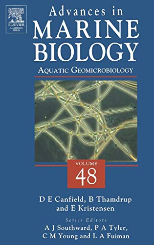 9780120261475: Aquatic Geomicrobiology: 48 (Advances in Marine Biology)