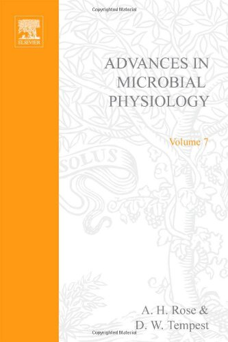 9780120277070: ADV IN MICROBIAL PHYSIOLOGY VOL 7 APL, Volume 7 (v. 7)