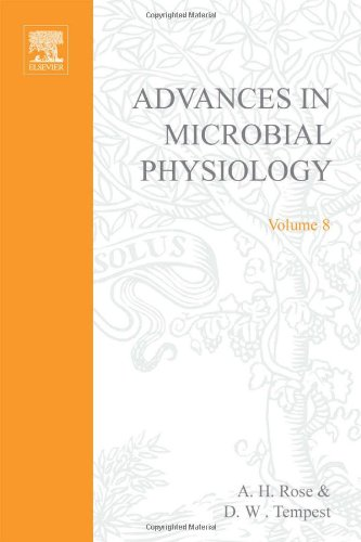 9780120277087: ADV IN MICROBIAL PHYSIOLOGY VOL 8 APL, Volume 8 (v. 8)