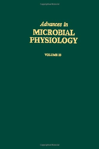 9780120277230: Advances in Microbial Physiology: v. 23