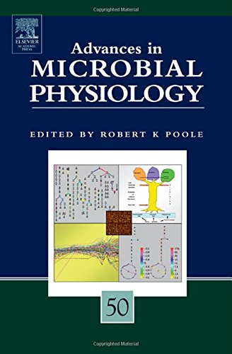9780120277506: Advances in Microbial Physiology, Volume 50