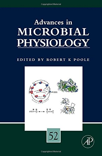 9780120277520: Advances in Microbial Physiology. Vol. 52
