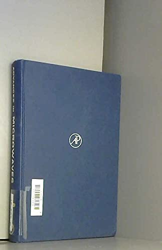 9780120279036: Advances in Microwaves: v. 3