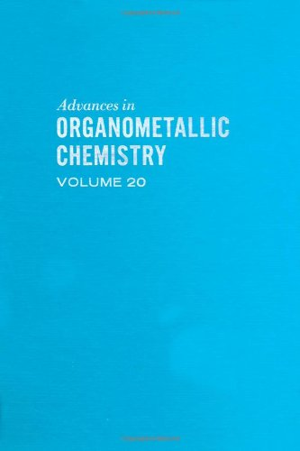 9780120311200: Advances in Organometallic Chemistry, Vol. 20
