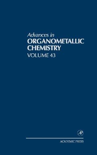 9780120311439: Advances in Organometallic Chemistry, Vol. 43