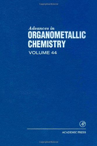 9780120311446: Advances in Organometallic Chemistry, Vol. 44