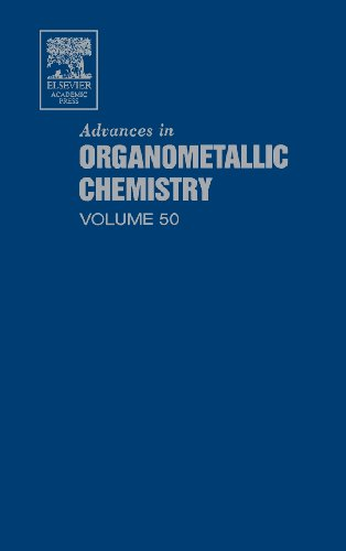9780120311507: Advances in Organometallic Chemistry, Vol. 50