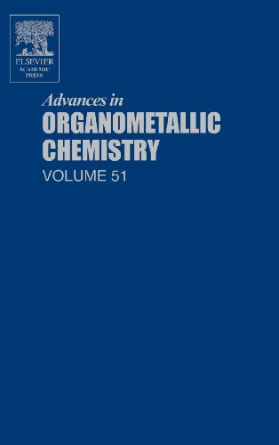 9780120311514: Advances in Organometallic Chemistry, Vol. 51