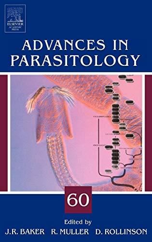 9780120317608: Advances in Parasitology, Vol. 60