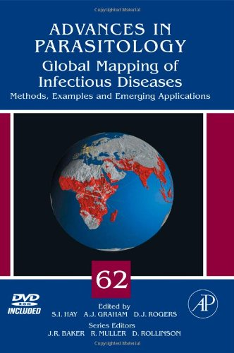 9780120317646: Global Mapping of Infectious Diseases: Methods, Examples and Emerging Applications