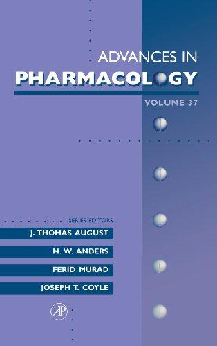 Advances in Pharmacology: v. 37 (Hardback): J Thomas August, M W Anders, Ferid Murad