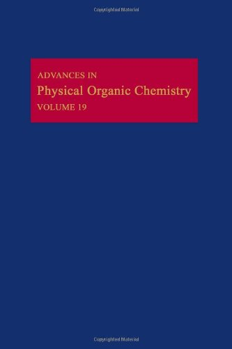 9780120335190: Advances in Physical Organic Chemistry. Volume 19