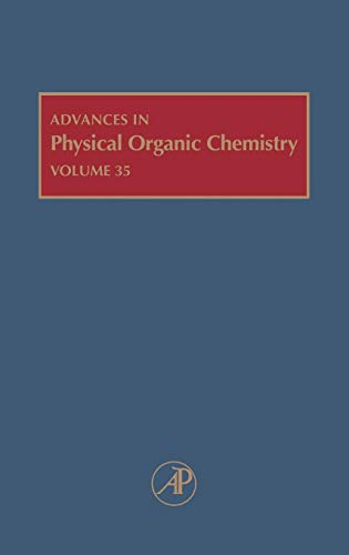 9780120335350: Advances in Physical Organic Chemistry, Volume 35