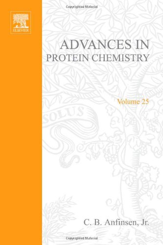 Advances in Protein Chemistry, Volume 24, 1970