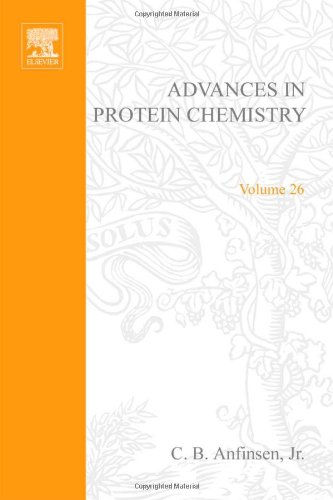 Advances in Protein Chemistry, Volume 26, 1972