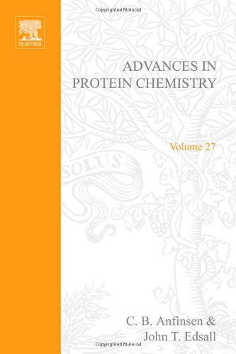 Advances in Protein Chemistry, Volume 27, 1973