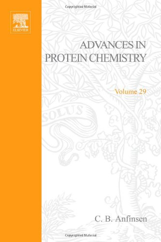 Advances in Protein Chemistry, Volume 29, 1975