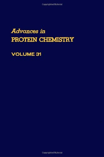 Advances in Protein Chemistry, Volume 31, 1977