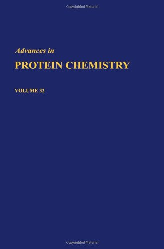 Advances in Protein Chemistry, Volume 32, 1978