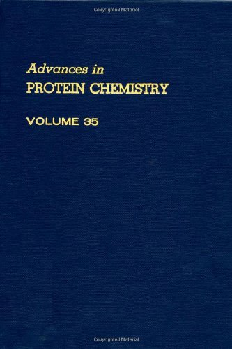 9780120342358: Advances in Protein Chemistry: v. 35