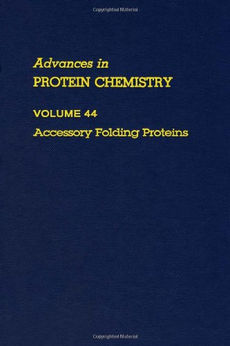 9780120342440: ADVANCES IN PROTEIN CHEMISTRY VOL 44, Volume 44 (Advances in Protein Chemistry and Structural Biology)