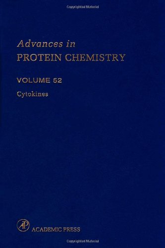 9780120342525: Cytokines, Volume 52 (Advances in Protein Chemistry)