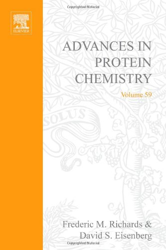 9780120342594: Protein Folding in the Cell, Volume 59 (Advances in Protein Chemistry & Structural Biology)