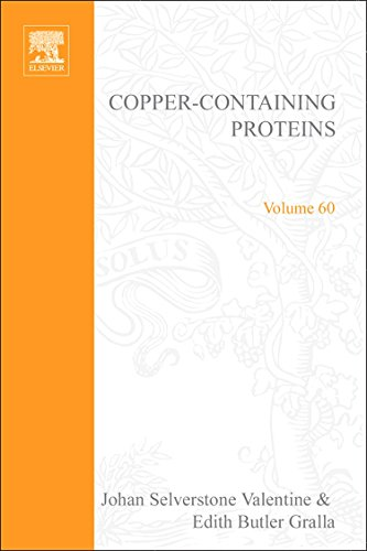 9780120342600: Copper-Containing Molecules, Volume 60 (Advances in Protein Chemistry)