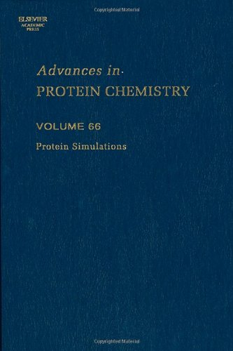 9780120342662: Protein Simulations, Volume 66: Advances in Protein Chemistry (Advances in Protein Chemistry & Structural Biology)