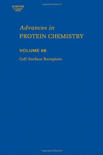 9780120342686: Cell Surface Receptors