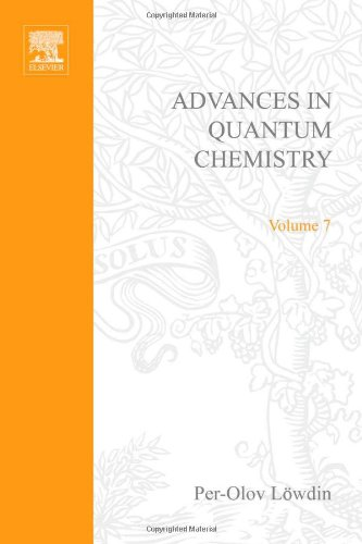 9780120348077: Advances in Quantum Chemistry: v. 7