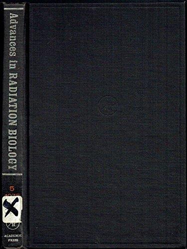 9780120354054: Advances in Radiation Biology: v. 5