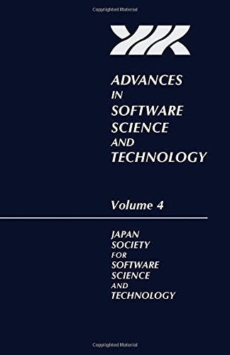 9780120371044: Advances in Software Science and Technology: v. 4 (Advances in software technology)