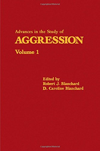 9780120377015: Advances in the Study of Aggression, Vol. 1