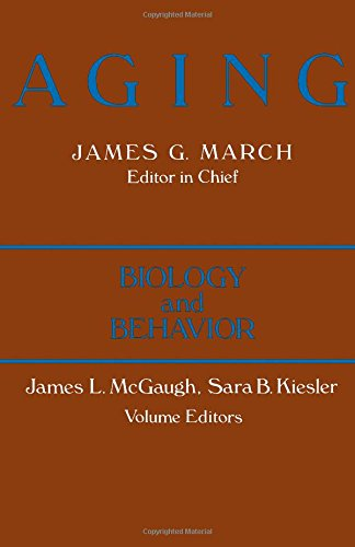 9780120400010: Aging Biology and Behavior
