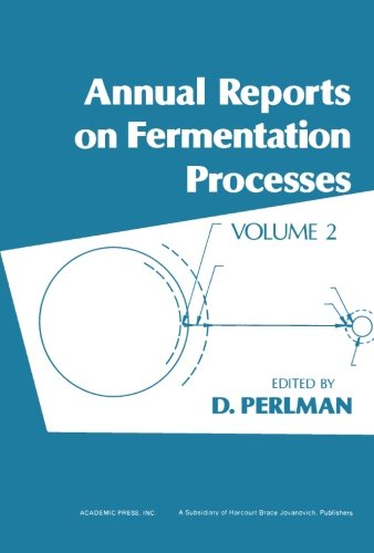 9780120403028: Annual Reports on Fermentation Processes. Volume 2