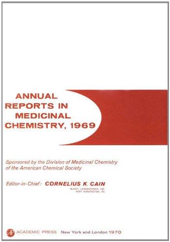 9780120405053: Ann Reports Medicinal Chem V5